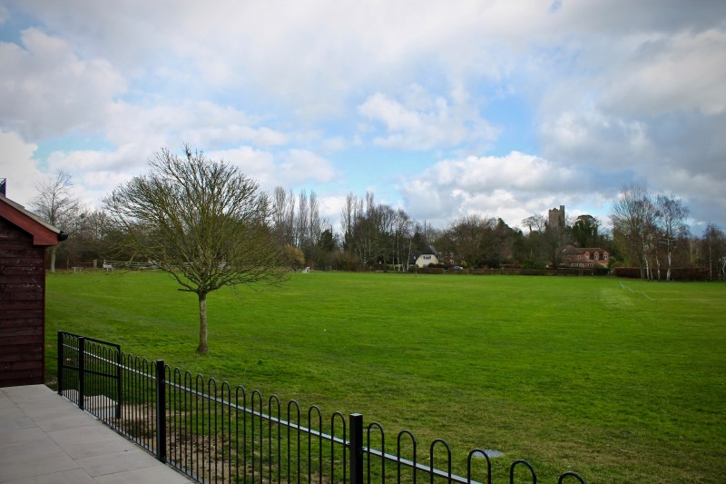 Addington Village Hall cricket ground