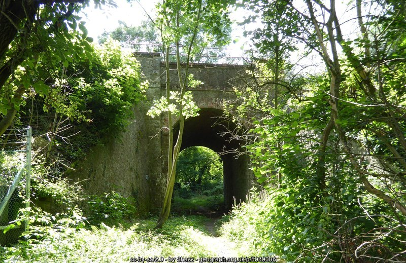 Railway Bridge, Addington