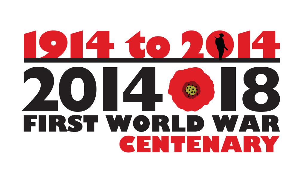 WW1 Centenary logo