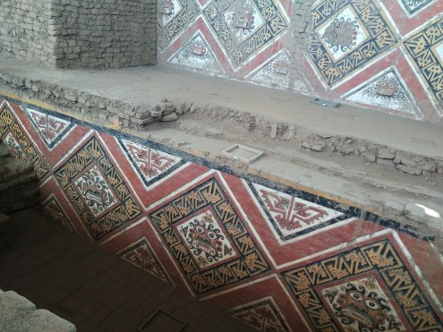 Pre-Incan ruins