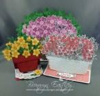 Flowerpot Easel Cards
