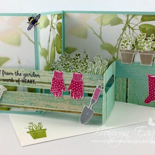 Pop-Up, Z-Fold Box Card Tutorial