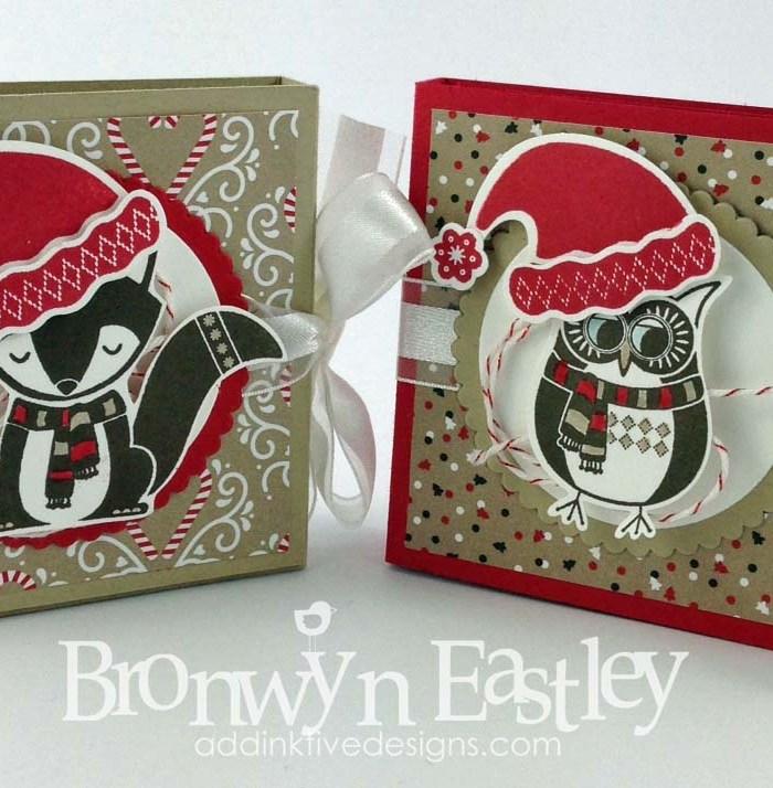 Christmas Chocolate Holders