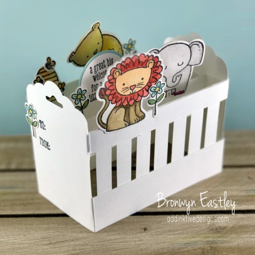 A Little Wild Baby Crib 2 copy