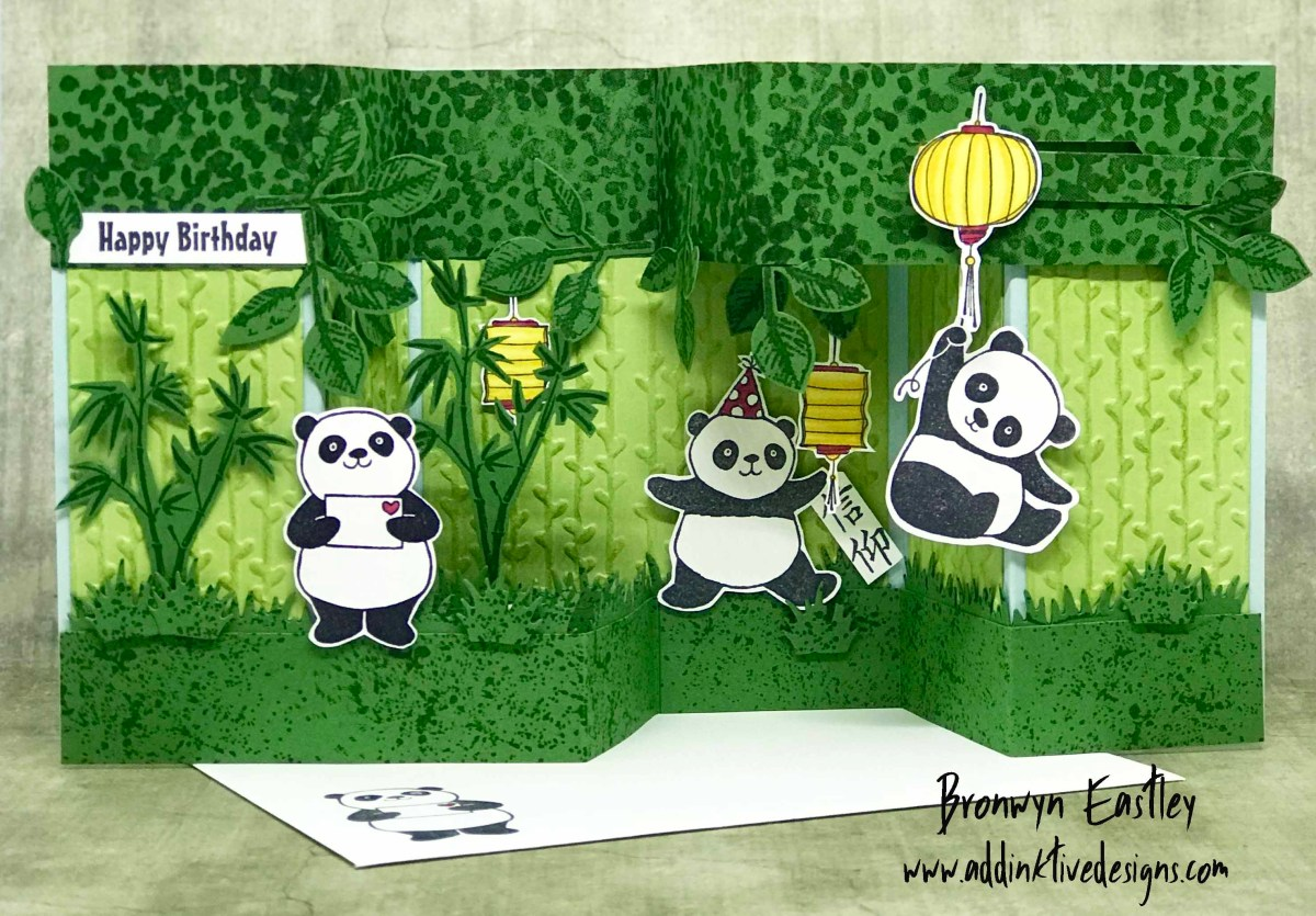 Festive Friday Challenge - National Panda Day