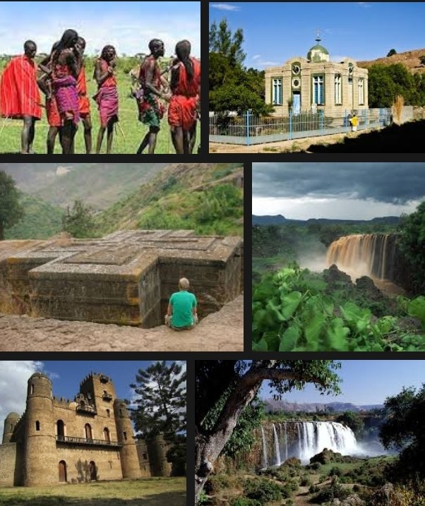Ethiopian tourist sites
