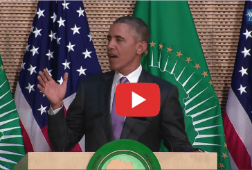 Watch President Obama Speech at the African Union – Video