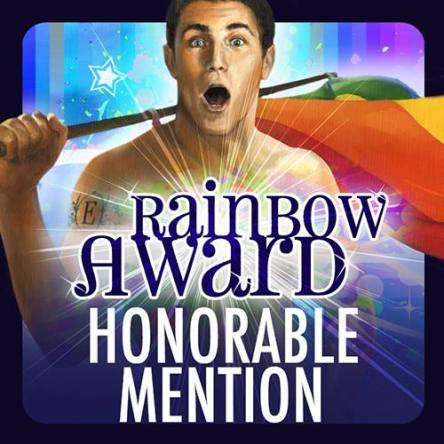 Rainbow Award Honorable Mention 2016
