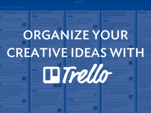 Content Planning with Trello