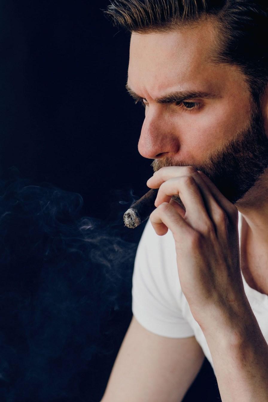 male-model-smoking-a-cigar