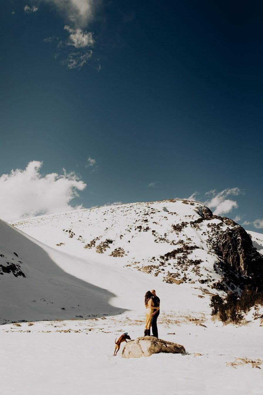 Adventure-Elopement-Photographer-Colorado-st-marys-glacier-idaho-springs-snowy