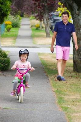 Big girl pedal bike!