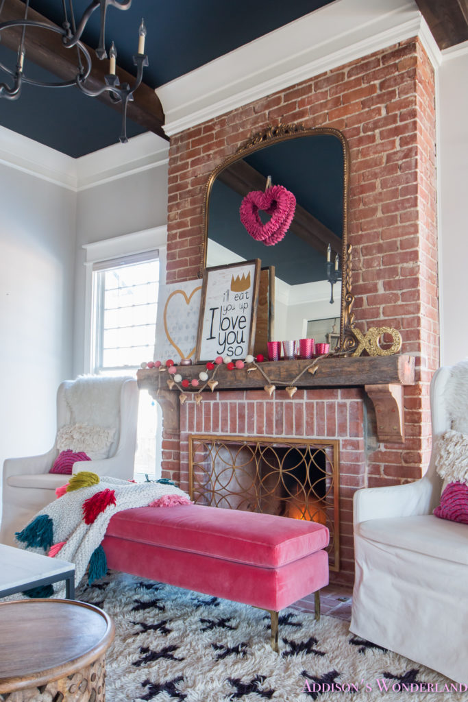 Our Colorful Whimsical Amp Elegant Valentines Day Living