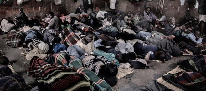 Dream Turns Sour For Ethiopian Migrants Jailed In Malawi
