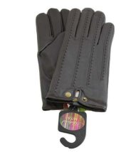 Ashwood Ladies Leather Everyday and Driving Gloves Size L