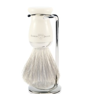 Edwin Jagger Stand for Shaving Brush - Chrome