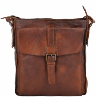 Ashwood Leather Shoreditch  Body Bag