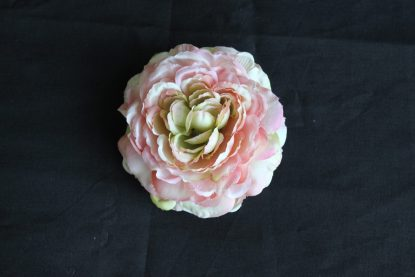 Handmade Vintage Rose Brooch / Hair Clip