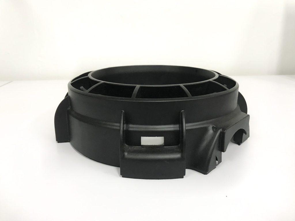 PU molded black