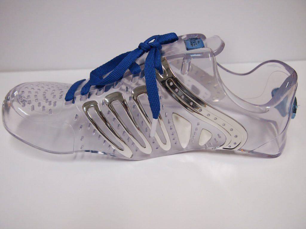 shoe concept model