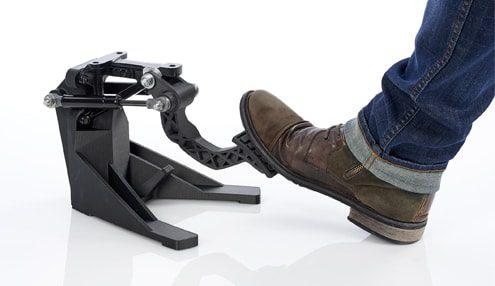 Carbon Fiber Leg Panel