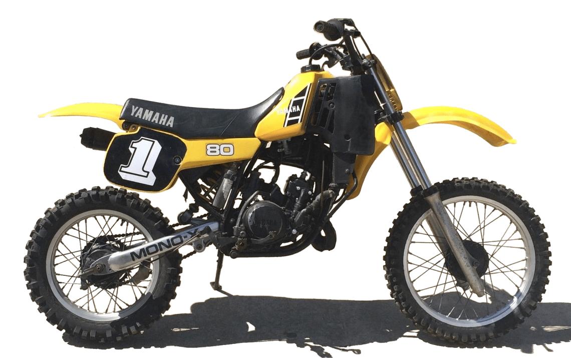 1983 Yamaha YZ80