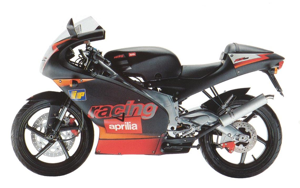 2000 Aprilia RS125