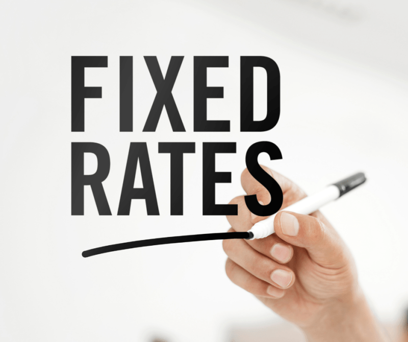 Fixed Model rates