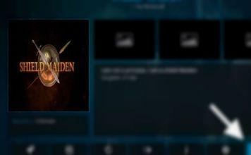 ▷ Addon Shield Maiden para Kodi 17 & 18: Descargar e instalar