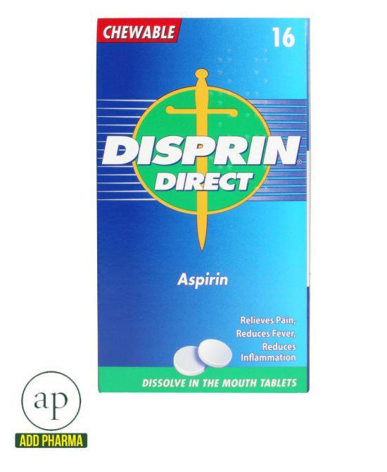 Disprin Direct - 16 Tablets