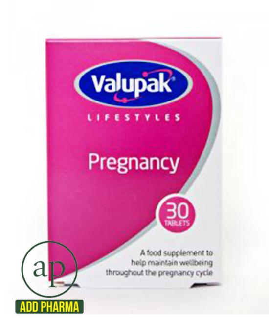 Valupak Pregnancy Tablets - Pack of 30