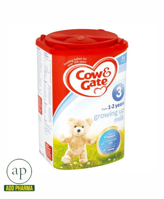 Cow And Gate 3 Growing Up Milk Powder 1+ Years - 900G