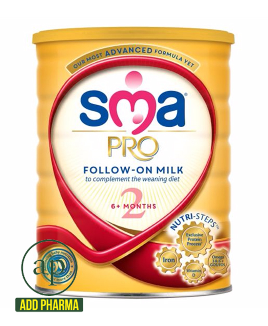 SMA PRO Follow-On Milk 6+ Months - 800g