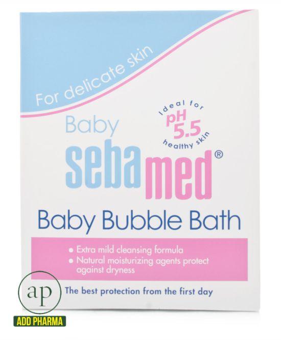 SebaMed Baby Bubble Bath - 500ml
