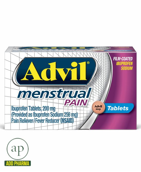 Advil® Menstrual Pain - 20 Tabs
