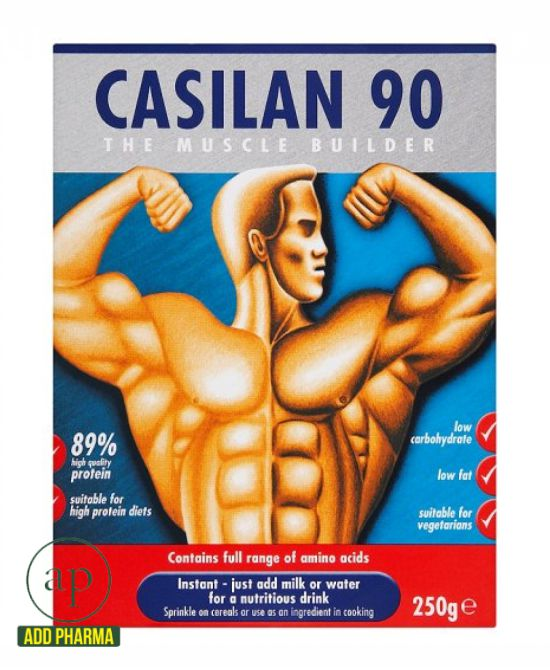 Casilan 90 Instant Milk Protein - 250g