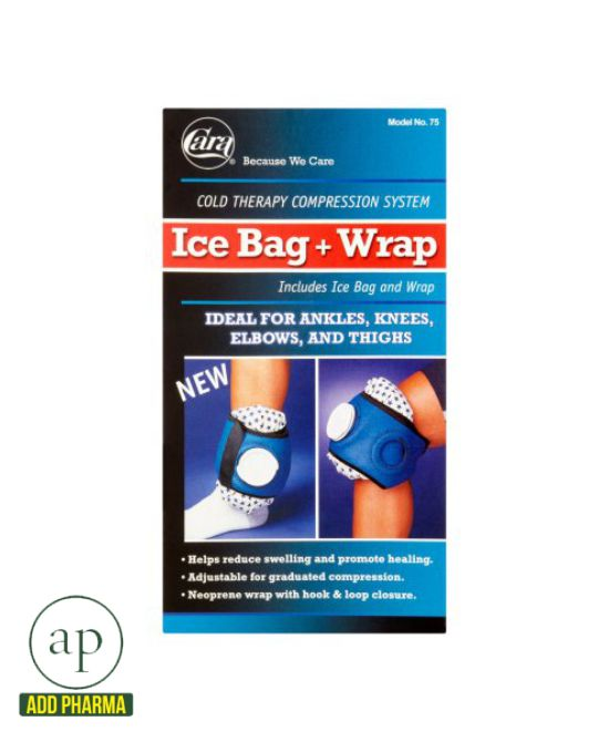 Cara Ice Bag + Wrap