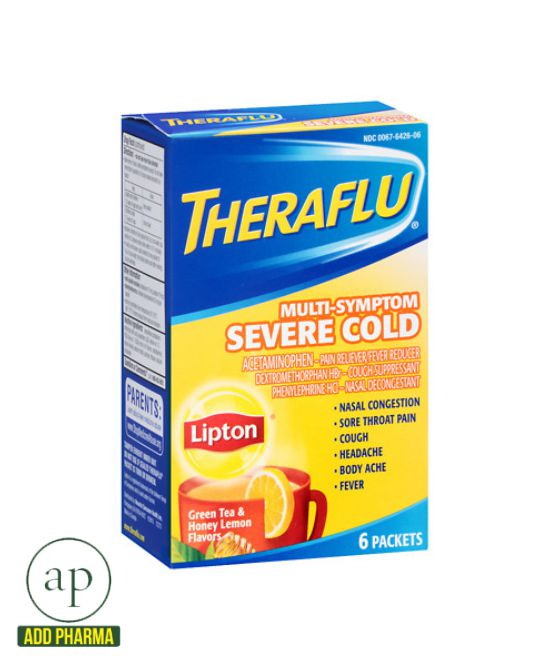 TheraFlu Multi-Symptom - 6 Packets