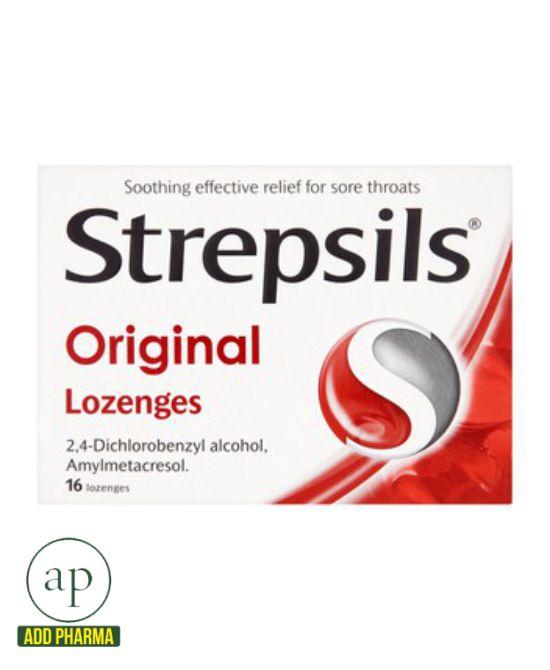 Strepsils Original - 16 Lozenges