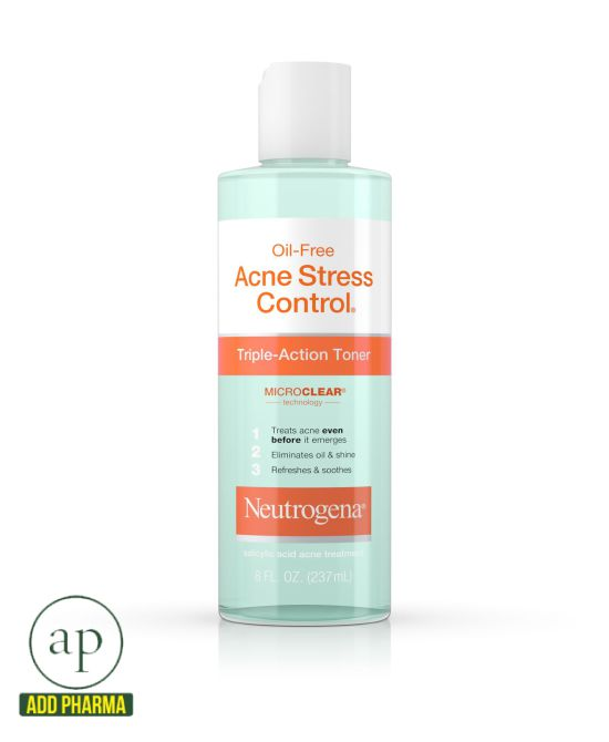 Neutrogena Acne Stress Control® - 8 Fl Oz.