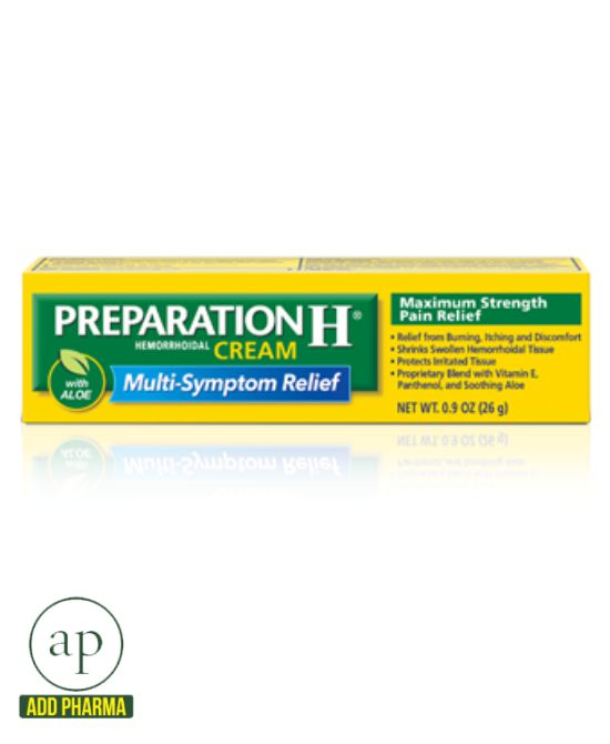 PREPARATION H® Multi-symptom Relief - 26g