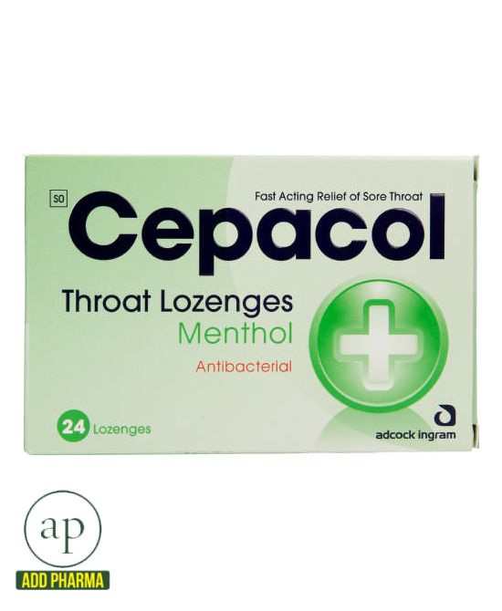 Cepacol Menthol - 24 Throat Lozenges