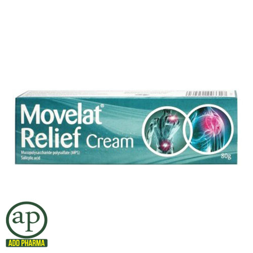 Movelat Relief Cream - 80g