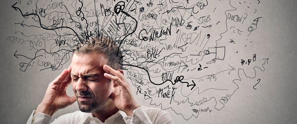 Stress, Angst, Depression og ADHD