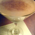 Brandy Alexander at the Alexander Bar