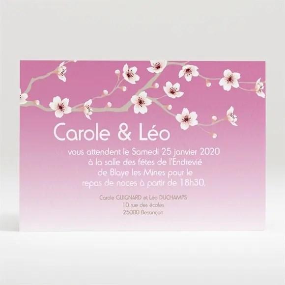 carton d invitation mariage jolie carte invitation mariage