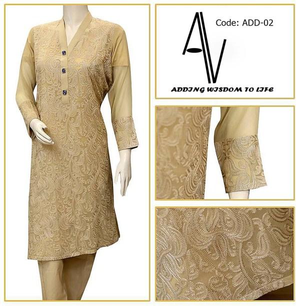 SCROLL FOAN Fabric: P.K CHIFFON ( SLIP ADDED ) Price: 3150.00 PKR 31& Sizes: S,M,L,XL