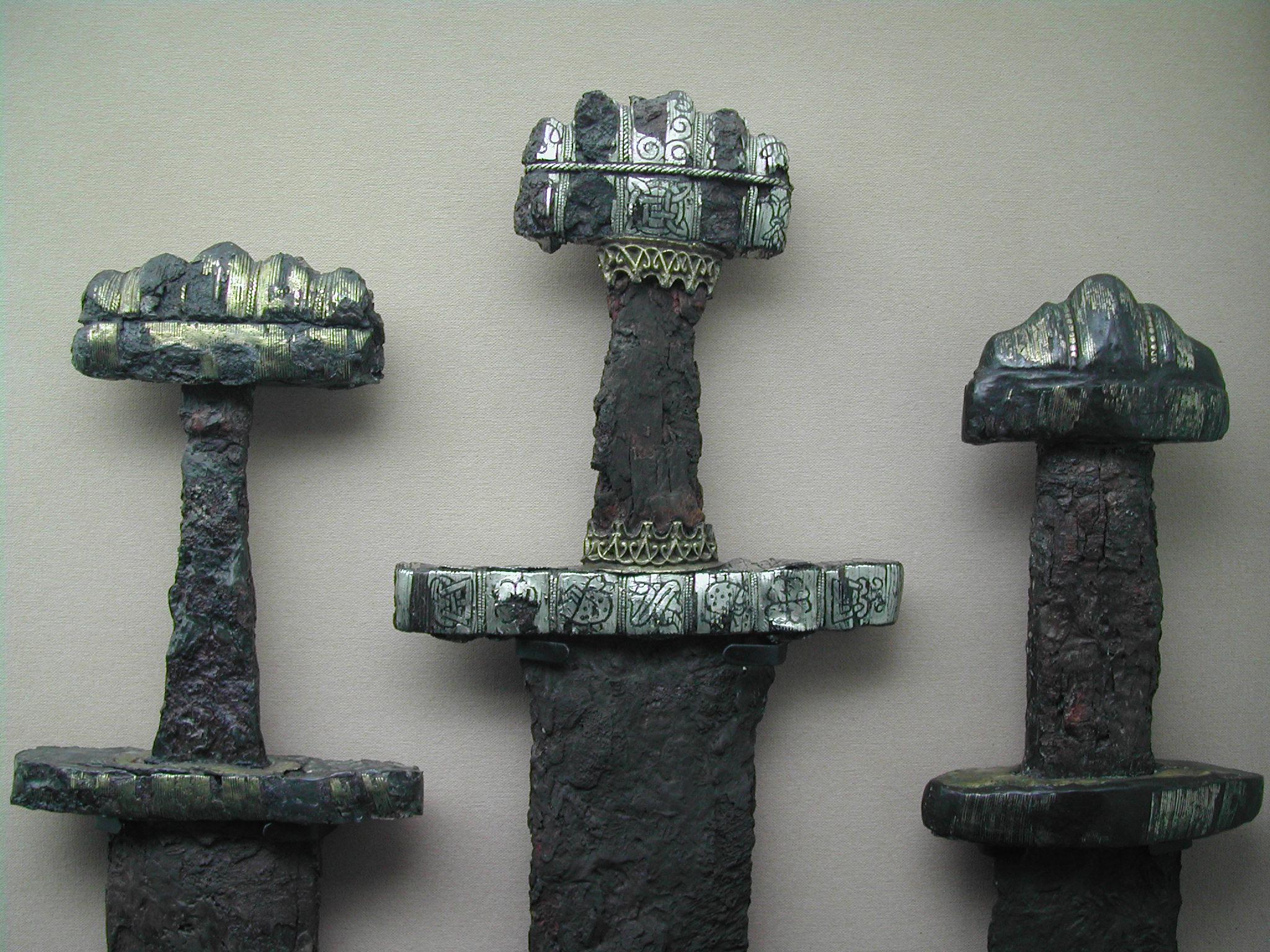 Rattling of Swords