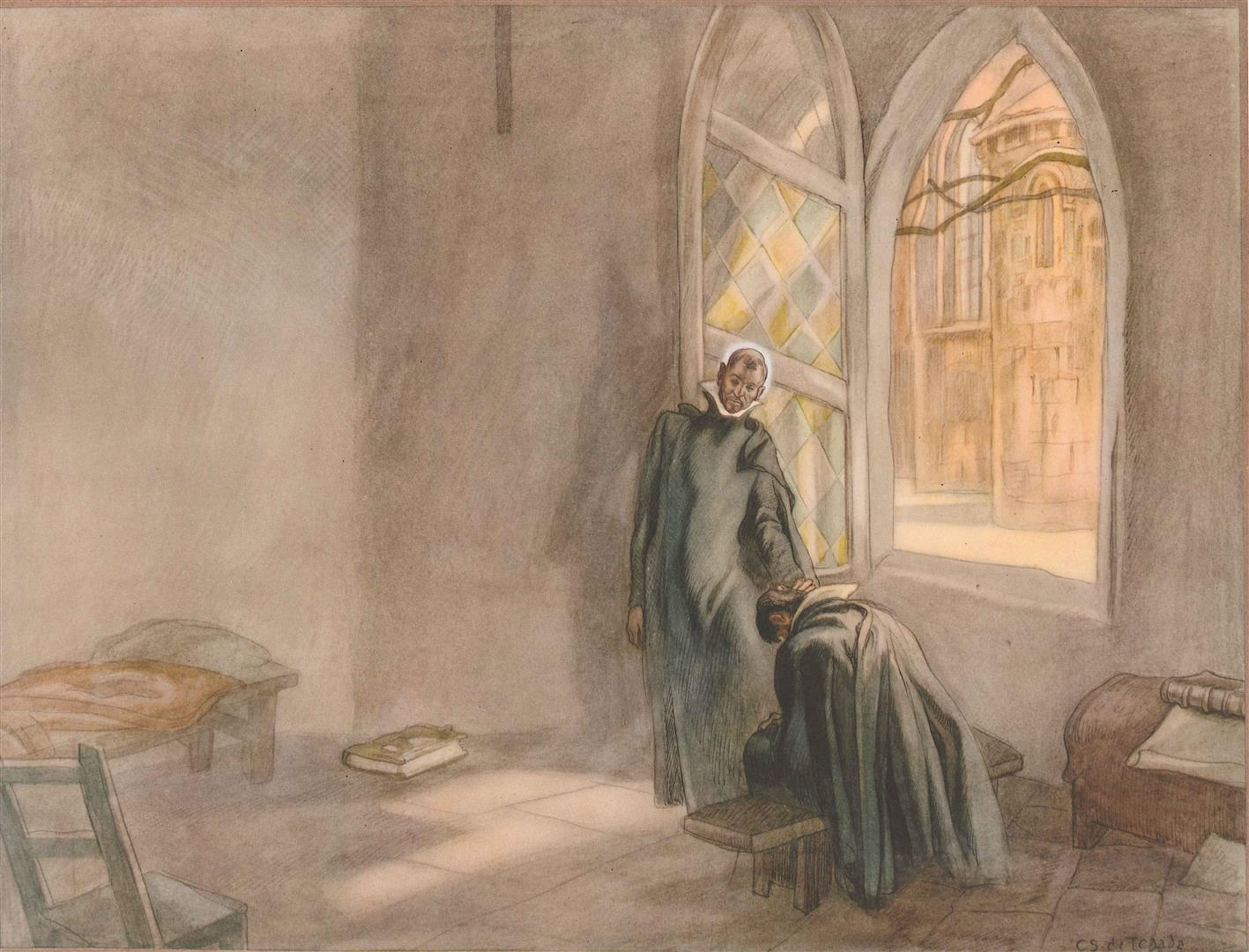 St. Ignatius Loyola (Plate 4)