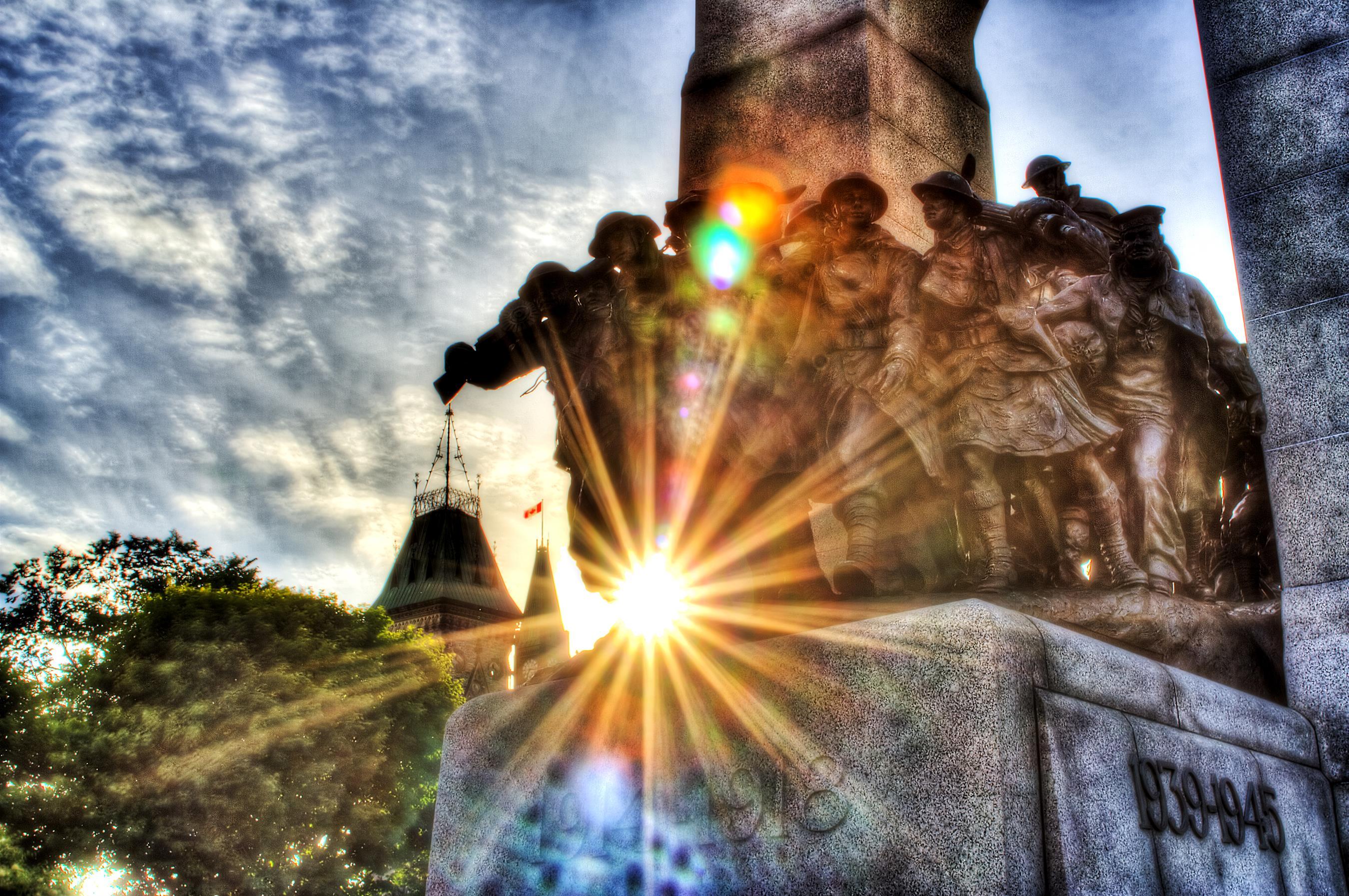 War Memorial Ottawa